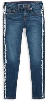 True Religion Little Girl's & Girl's Casey Skinny Jeans