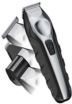 Wahl Lithium Ion Multi-Groomer Men's Beard, Facial & Total Body Groomer - 9888-600