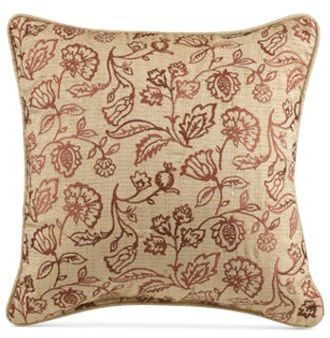 "Croscill Croscill Minka 18"" x 18"" Decorative Pillow"