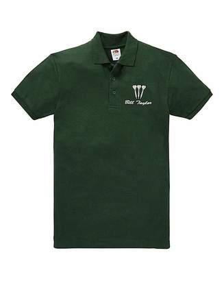 D+art's Marisota Personalised Darts Polo Shirt