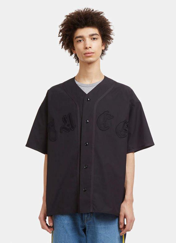 Logo Shirt in Black