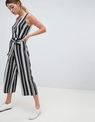 Oasis Stripe Jumpsuit