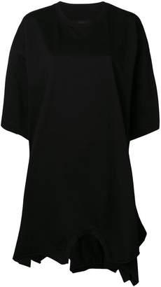 314f9f86ac9e MM6 MAISON MARGIELA oversized T-shirt dress