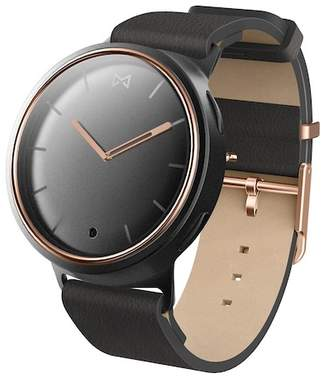Misfit Phase Hybrid Leather Strap Smartwatch, 40mm