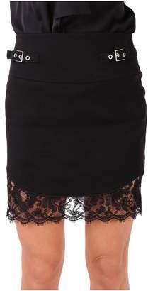 Patrizia Pepe Viscose Blend Skirt