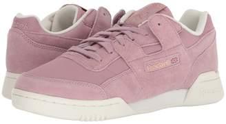 Reebok Workout Lo Plus Women's Classic Shoes