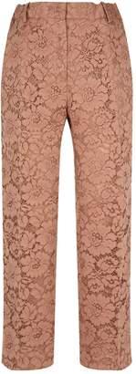N°21 N 21 Lace Side Stripe Trousers