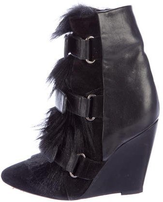 Isabel MarantIsabel Marant Pierce Pointed-Toe Ankle Boots