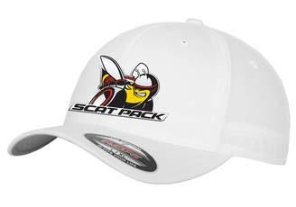 02717b34d15 Flexfit Maddmax Car Art Dodge Scat Pack Logo Challenger Charger Dart hat Cap