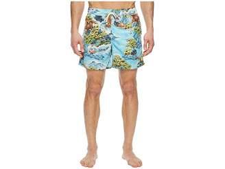 Polo Ralph Lauren Polyester Traveler Shorts Men's Swimwear