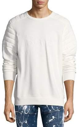 G Star G-Star Odiron Suzaki Quilted Sweatshirt