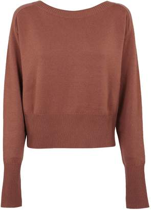 Theory Waist Ribbed Jumper