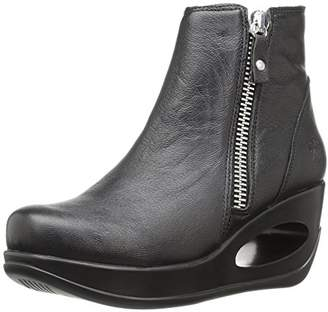 FLY London Women's Hulk795fly Ankle Bootie $116.81 thestylecure.com