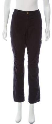Tory Burch Mid-Rise Cargo Pants