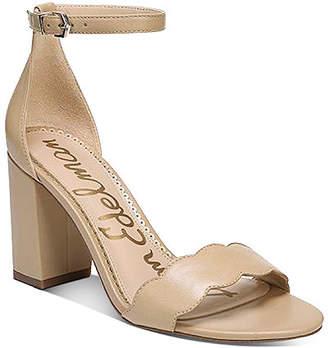 Sam Edelman Odila Ankle-Strap Dress Sandals Women Shoes
