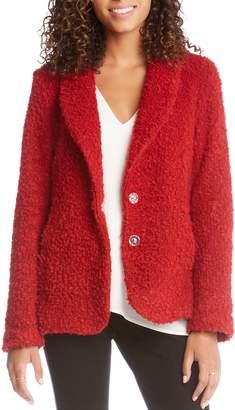 Karen Kane Boucle Jacket