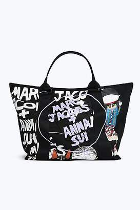 Marc Jacobs CONTEMPORARY Marc & Anna Large Logo Tote