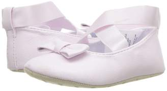 Janie and Jack Cross Strap Ballet Flat Girls Shoes