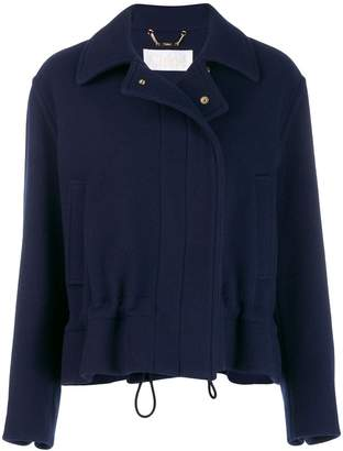 Chloé straight cropped jacket