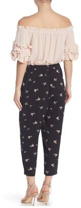 Vince Camuto Desert Bouquet Pull-On Pants