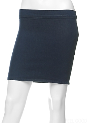 Charley 5.0 Denim Mini Skirt