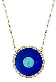 Jennifer Meyer Women's Evil Eye Pendant Necklace