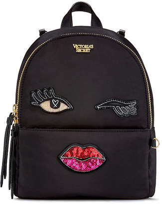 Victoria's Secret Victorias Secret Runway Patch Small City Backpack
