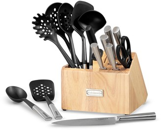 Cuisinart 16-piece Cutlery & Tool Block Set