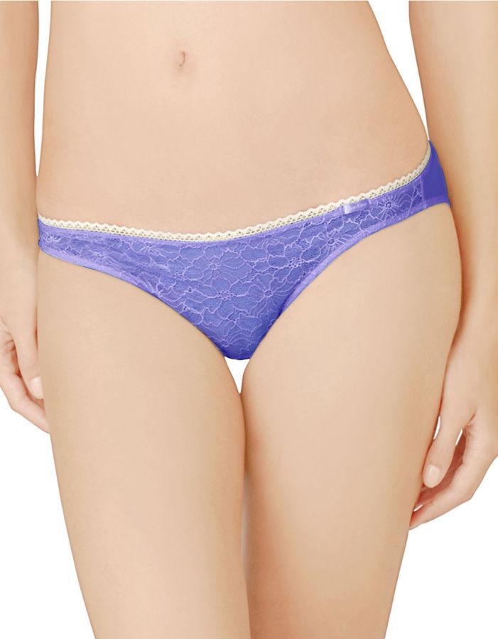 Calvin Klein Lace Instinct Bikini Panties - F3536