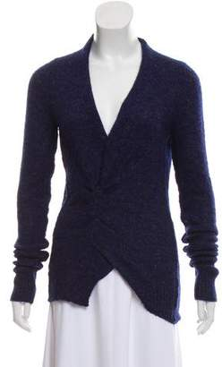 Etoile Isabel Marant Mohair-Blend Long Sleeve Sweater