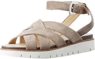 Geox Women's D Darline B Flat Sandals