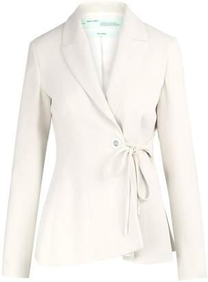 Off-White Off White Woman wrap jacket