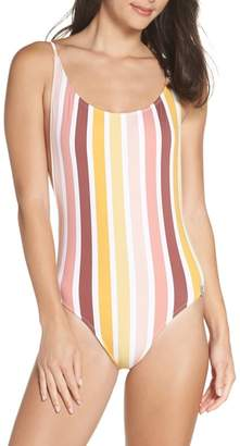 rhythm Zimbabwe One-Piece Swimsuit