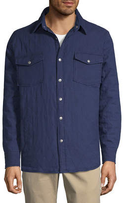 ST. JOHN'S BAY Lightweight Shirt Jacket