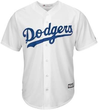 Majestic Men's Los Angeles Dodgers Yasiel Puig Cool Base Replica MLB Jersey
