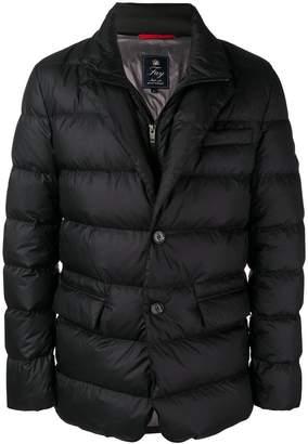 Fay gilet insert padded jacket