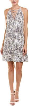 Tart Elizabella Lace-Up Shift Dress
