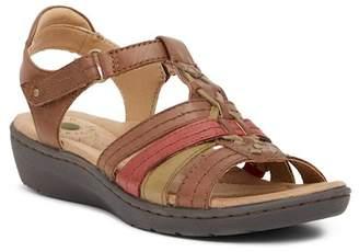 Earth Amelie Leather Sandal