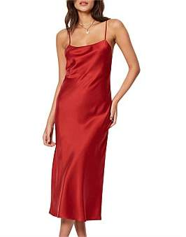 Bec & Bridge Girl Talk Slip Dress