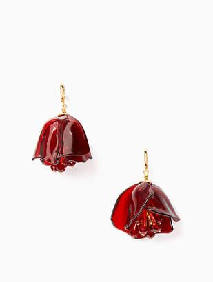 Kate Spade Slice Of Stone Drop Earrings