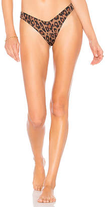 KENDALL + KYLIE High Leg Bikini Bottom