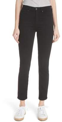 Rag & Bone Ash High Waist Skinny Jeans
