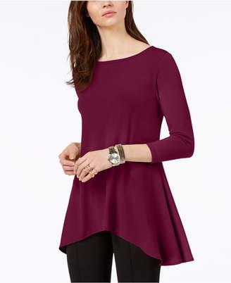 Alfani Jersey High-Low Tunic