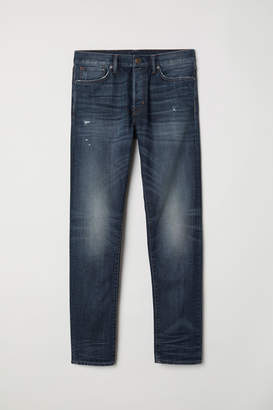 H&M Slim Straight Jeans