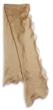 Lauren Ralph Lauren Iridescent Ruffled Wrap