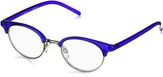 A. J. Morgan A.J. Morgan Unisex-Adult Moxie - Power 2.00 53742 Oval Reading Glasses