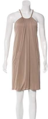 Yigal Azrouel Mini Jersey Dress
