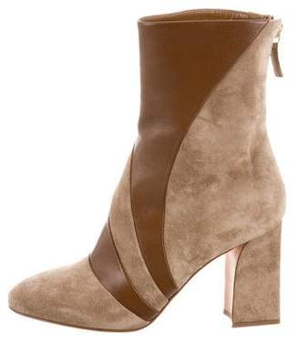 Zac Posen Ines Suede Boots w/ Tags