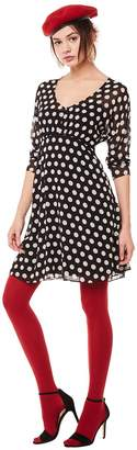 Juicy Couture Polka Dot Flirty Dress
