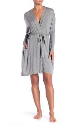 UGG Delanie Belted Jersey Robe